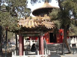 En el Jardín Imperial