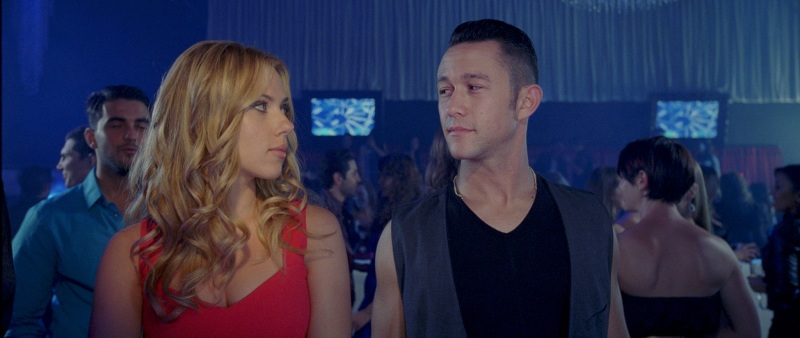 Scarlett Johanson y Joseph Gordon Levitt en Don Jon's Addiction