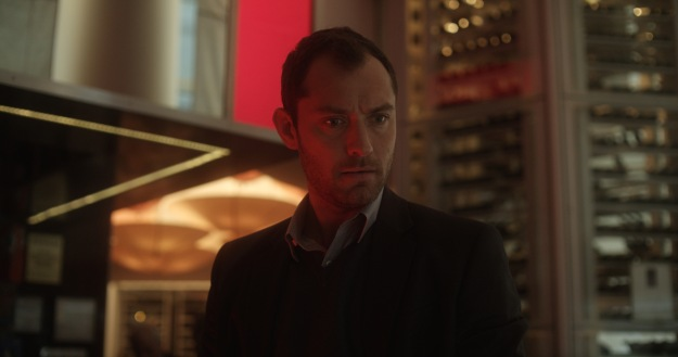Jude Law en Side Effects