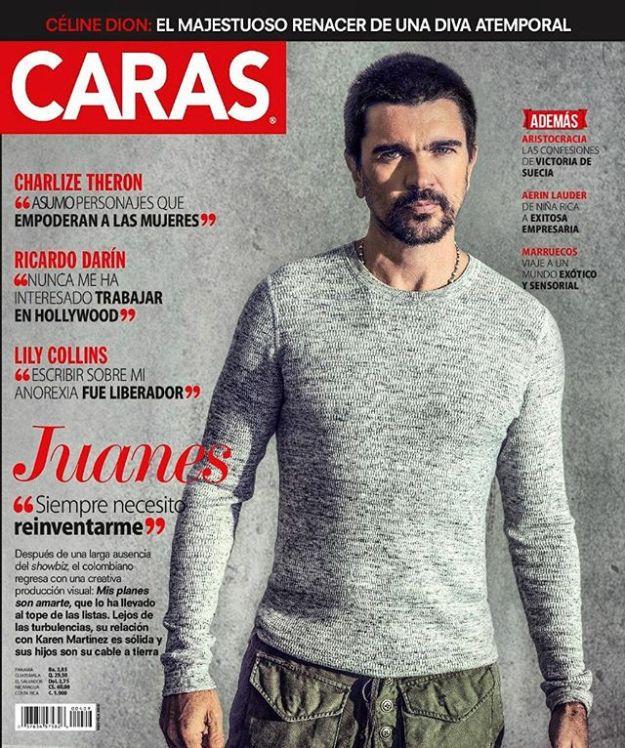Juanes caras instagram